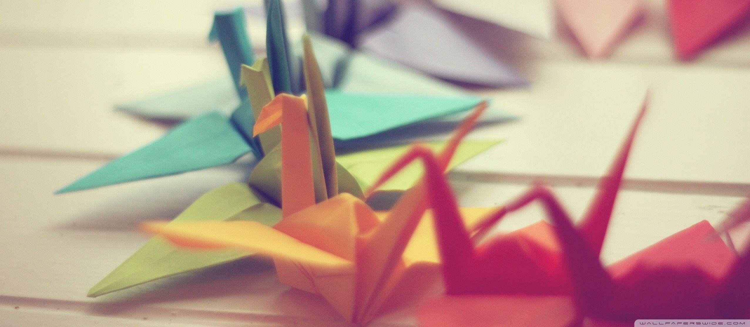DIY: un quadro di origami
