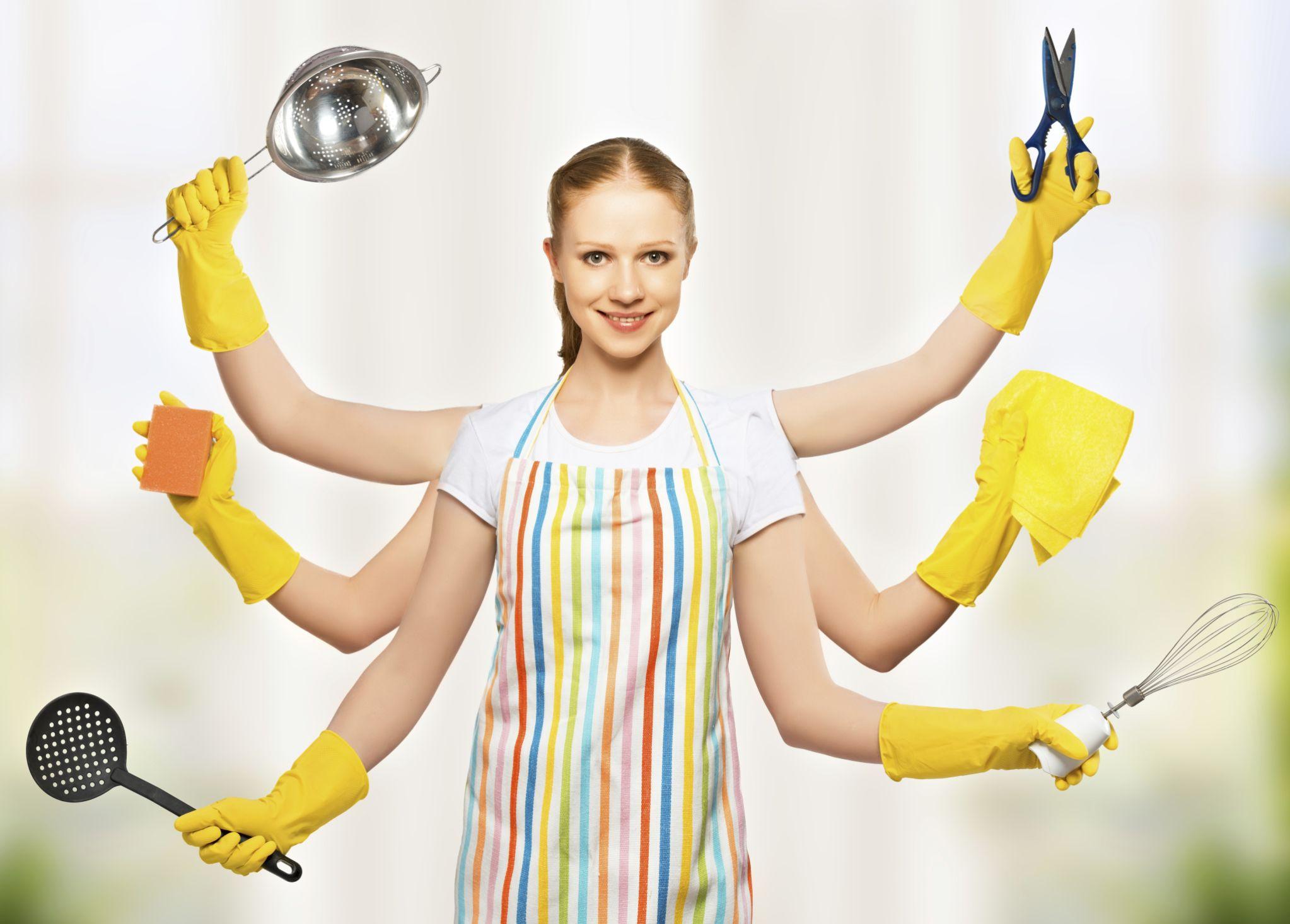 Come pulire casa velocemente e senza troppa fatica