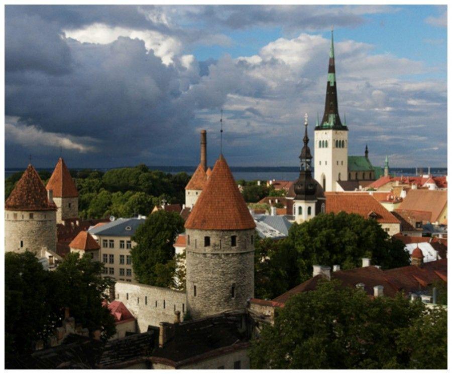 tallin in estonia