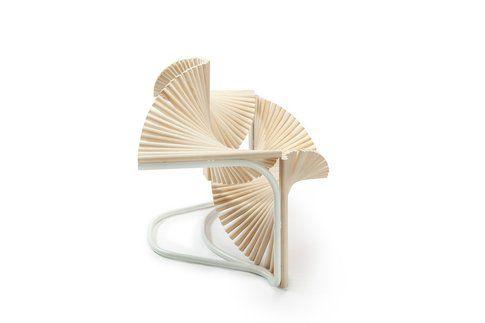 Sedia per Paulo Coelho, dettaglio - Fonte: DesignMilk