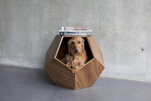 Tavolino/Cuccia per cani - Fonte: DogMilk