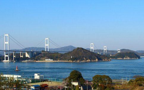 Pista ciclabile in Giappone con ponte - Fonte: Cnn