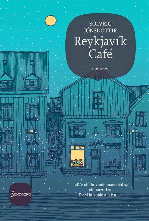 Reykjavík Café di Sólveig Jónsdóttir