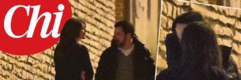 Matteo Salvini ed Elisa Isoardi, il bacio - Fonte: Il Giornale