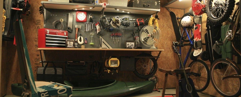 Come organizzare il garage con 5 idee fai da te bigodino for Idee di layout di garage