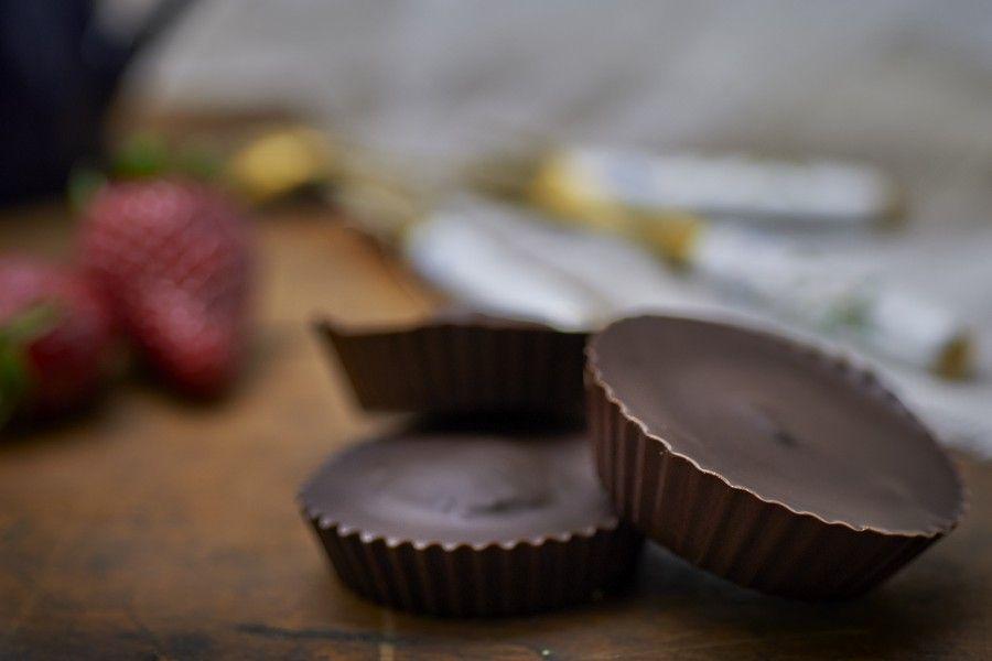 Cioccolatini ripieni alle fragole 3 copia