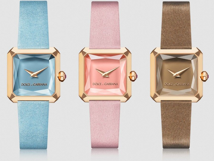 Sofia di Dolce e Gabbana: una collezione watches ricca di femminilità ed eleganza