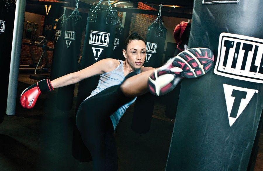KickboxingWoman