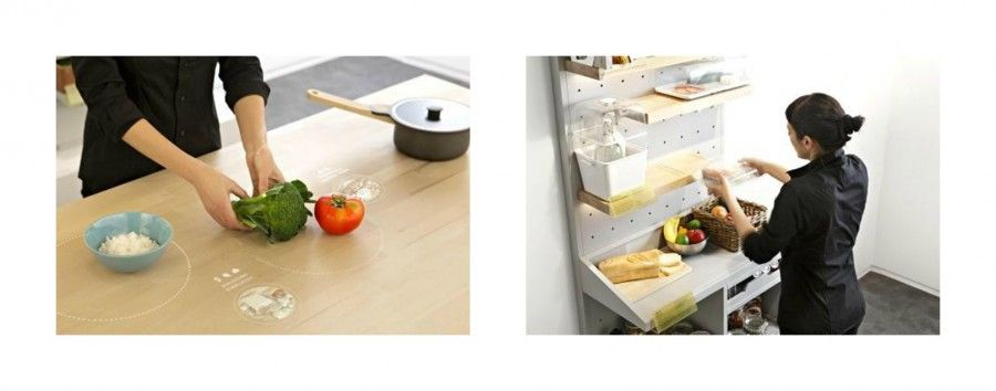 A Table for Living di Ikea