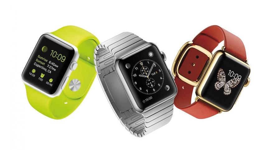 Modelli di Apple Watch