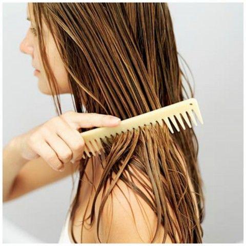 Uscire con i capelli bagnati