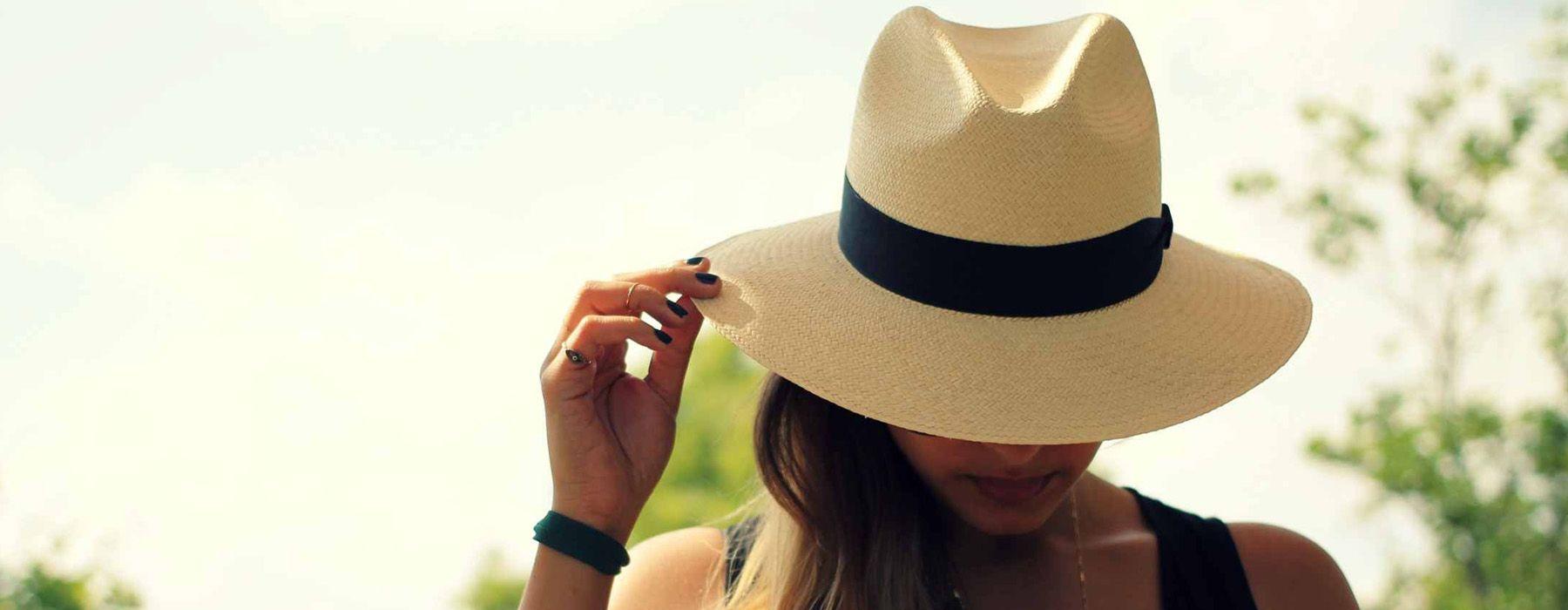 Come indossare il cappello panama