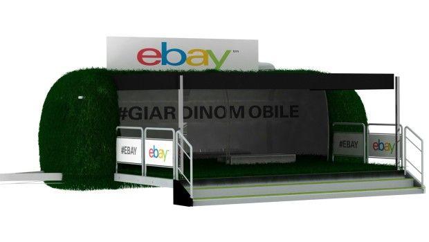 Giardino mobile il progetto green di ebay bigodino for Mobile giardino