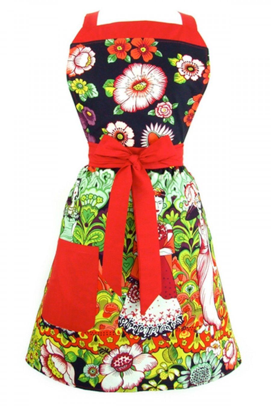 frida-kahlo-and-catrinas-apron-a-952