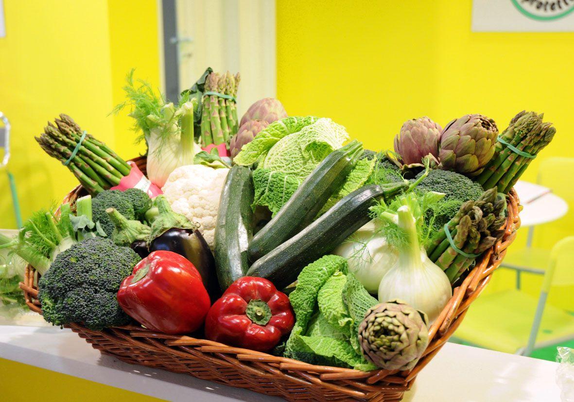 Come conservare 10 tipologie di frutta e verdura bigodino - Immagine di frutta e verdura ...