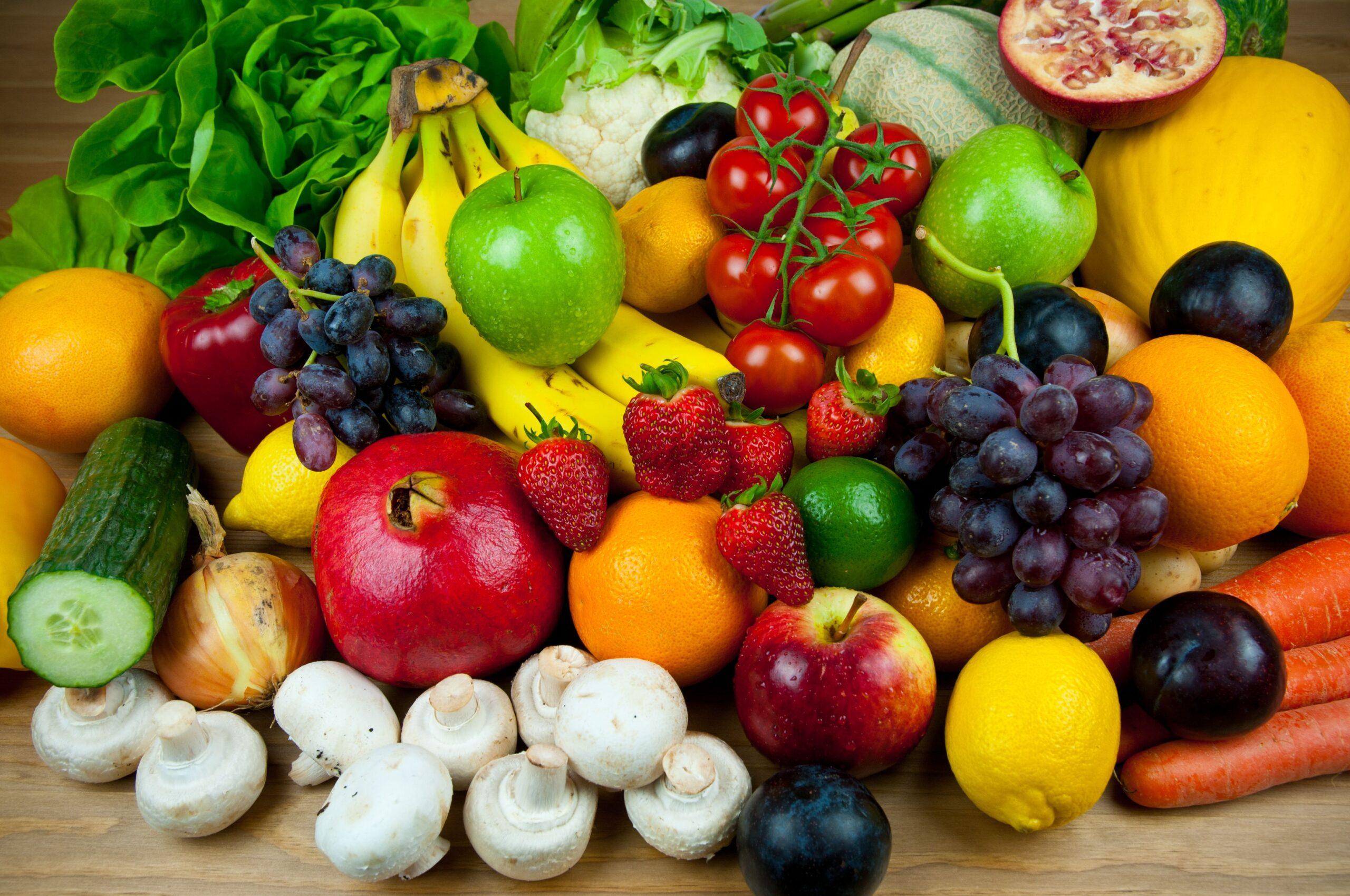 Come congelare correttamente frutta e verdura del vostro orto
