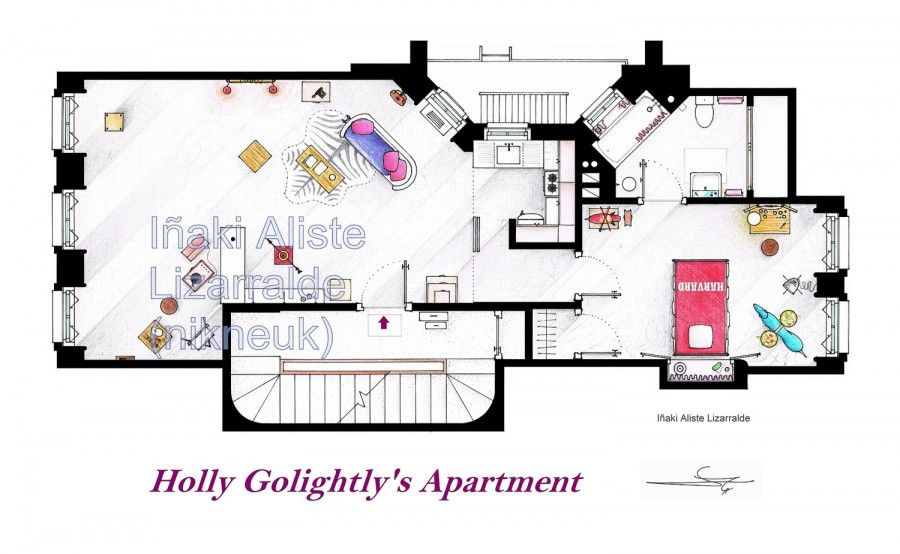 holly_golightly_apartment_floor_map