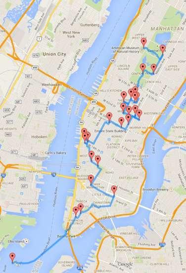 itinerario-new-york