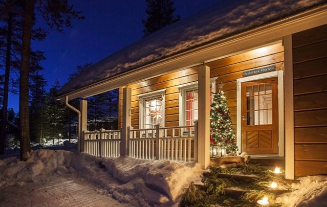 lapponia-finlandese-chalet