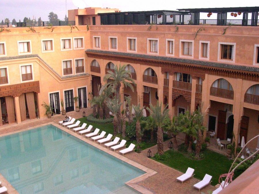 Marrakech consigli utili per l 39 hammam locale e le for Jardin koutoubia