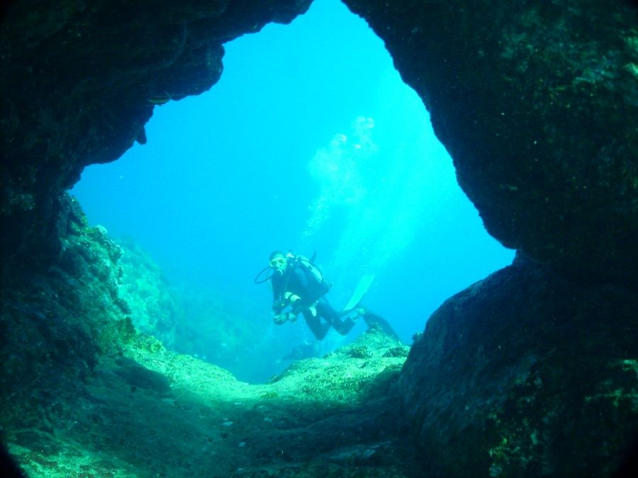 Immersioni Mauritius