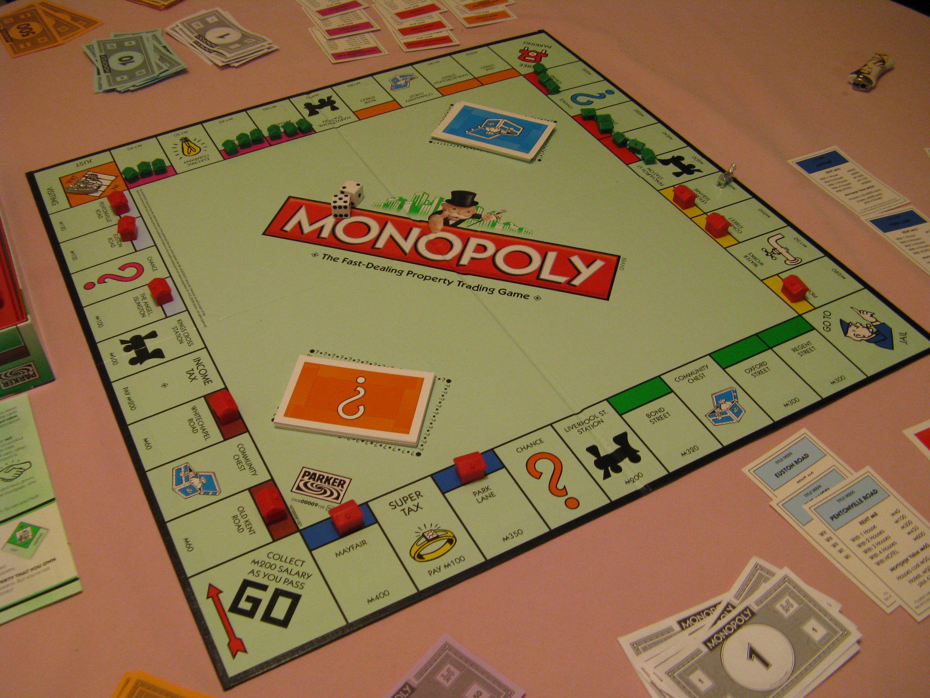 Pronti a stracciare gli amici a Monopoly?