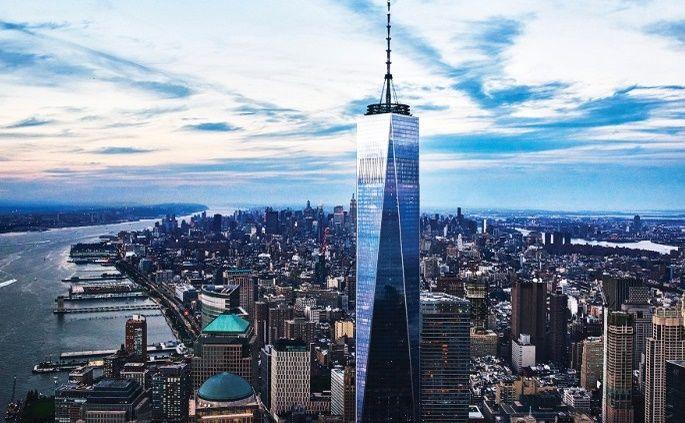 Come vedere New York dall'alto