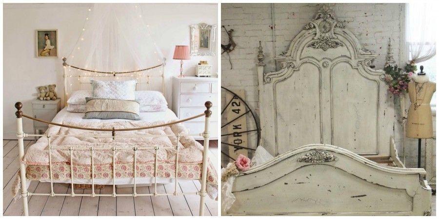 5 must have per rendere shabby la tua camera da letto | Bigodino
