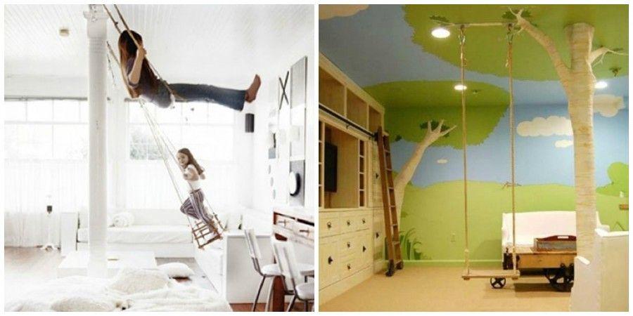idee fuori dal comune per arredare la camera dei bambini - Immagine ...
