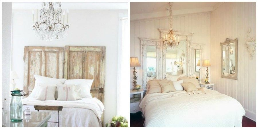 5 must have per rendere shabby la tua camera da letto | Bigodino