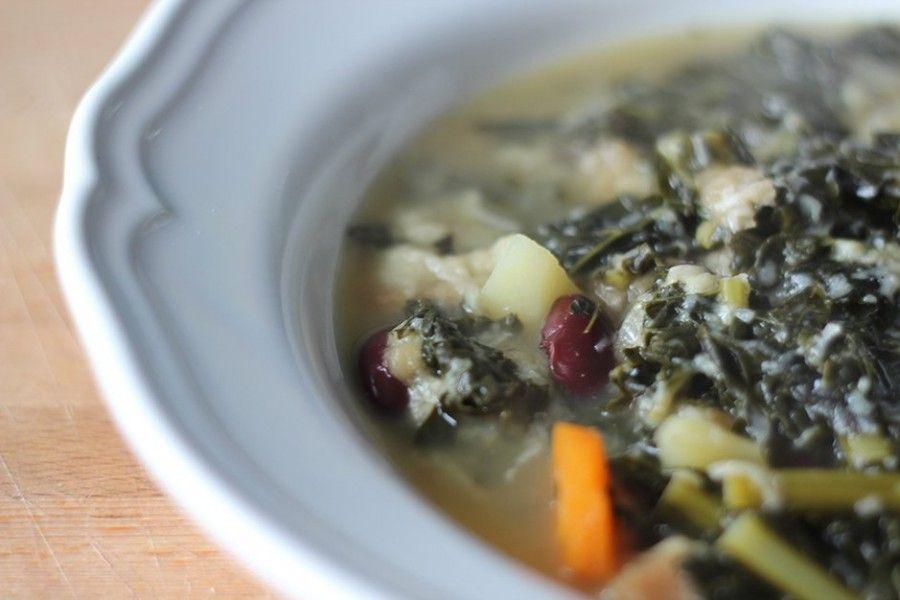 zuppa alga kombu
