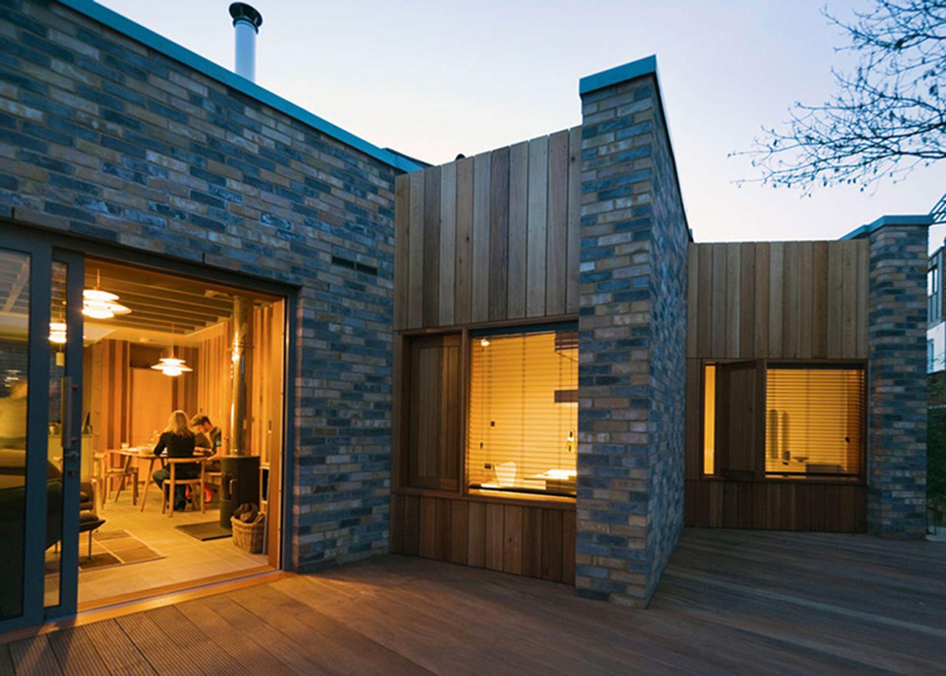 Small-house: una piccola splendida abitazione nel cuore di Londra