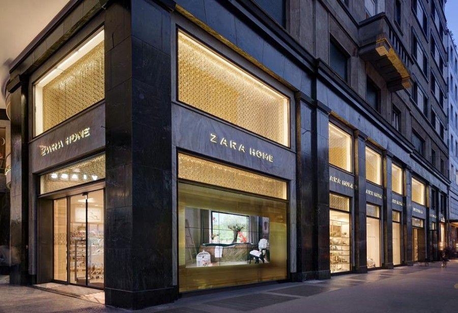 Zara home ha aperto a milano lo store pi grande del mondo for Zara home a milano