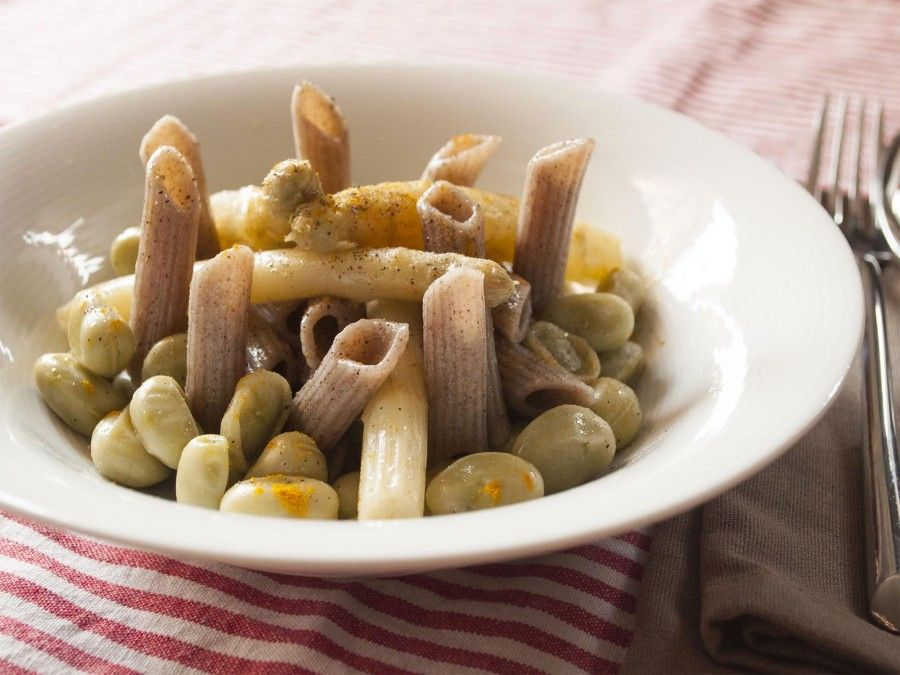 045_penne saraceno fave e asparagi bianchi_02