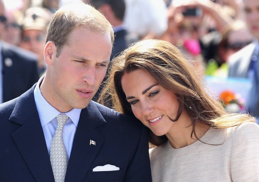 The Duke And Duchess Of Cambridge Canadian Tour - Day 6