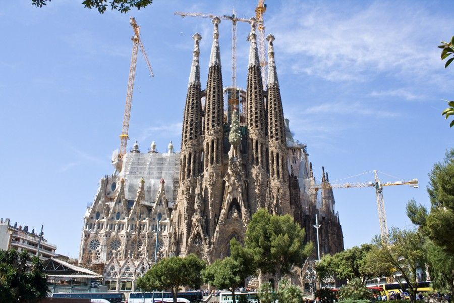 Sagrada Família — Basílica i Temple Expiatori de la Sagrada Família