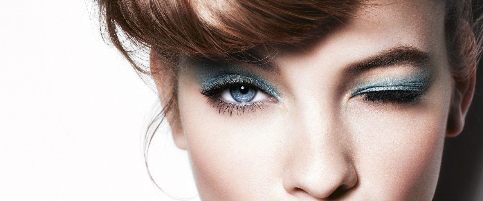 10 idee per applicare i glitter agli occhi