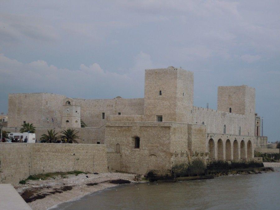 Il Castello di Trani