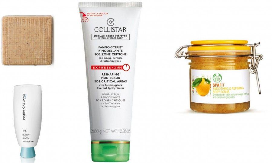 """4 prodotti """"EXPRESS"""" perfetti per essere usati sotto la doccia"""