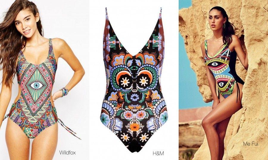 Proposte Etno chic di Wildfox, H&M Trend e Me Fui