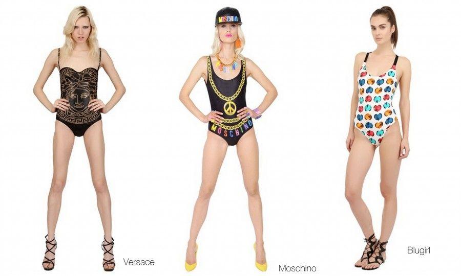 Proposte audaci per Versace e Moschino, chi di voi se la sente?