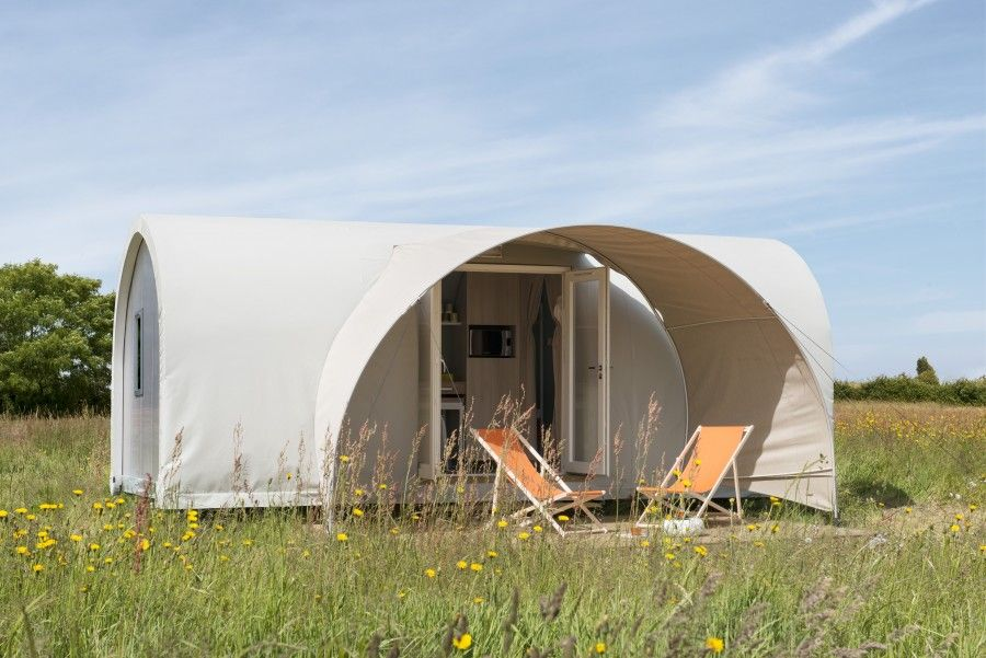 Luxury-tents-at-camping-casavio-Italy