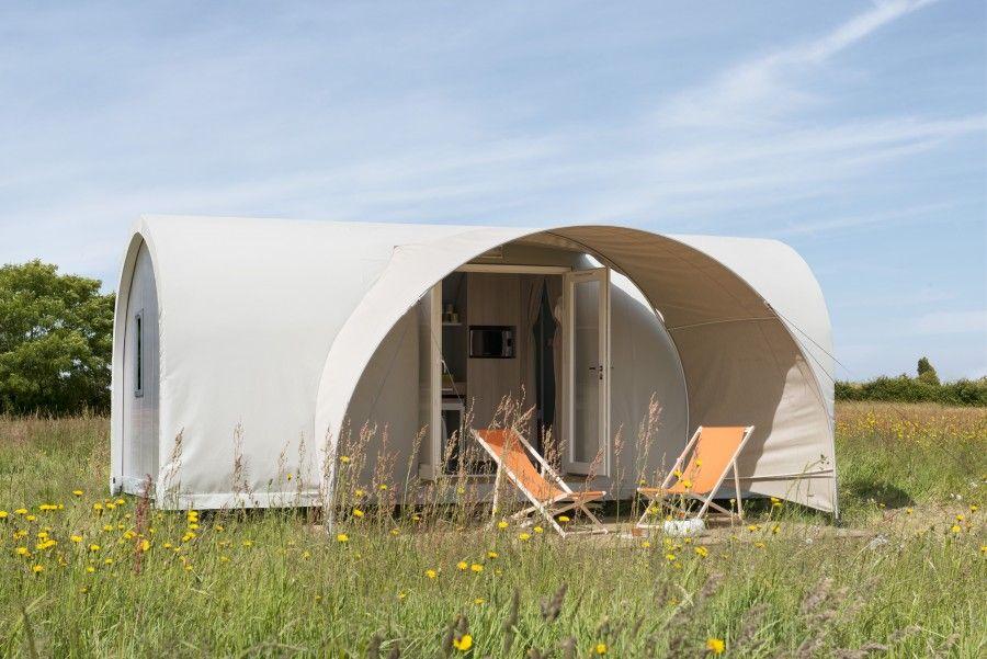 Luxury-tents-at-camping-casavio-Italy