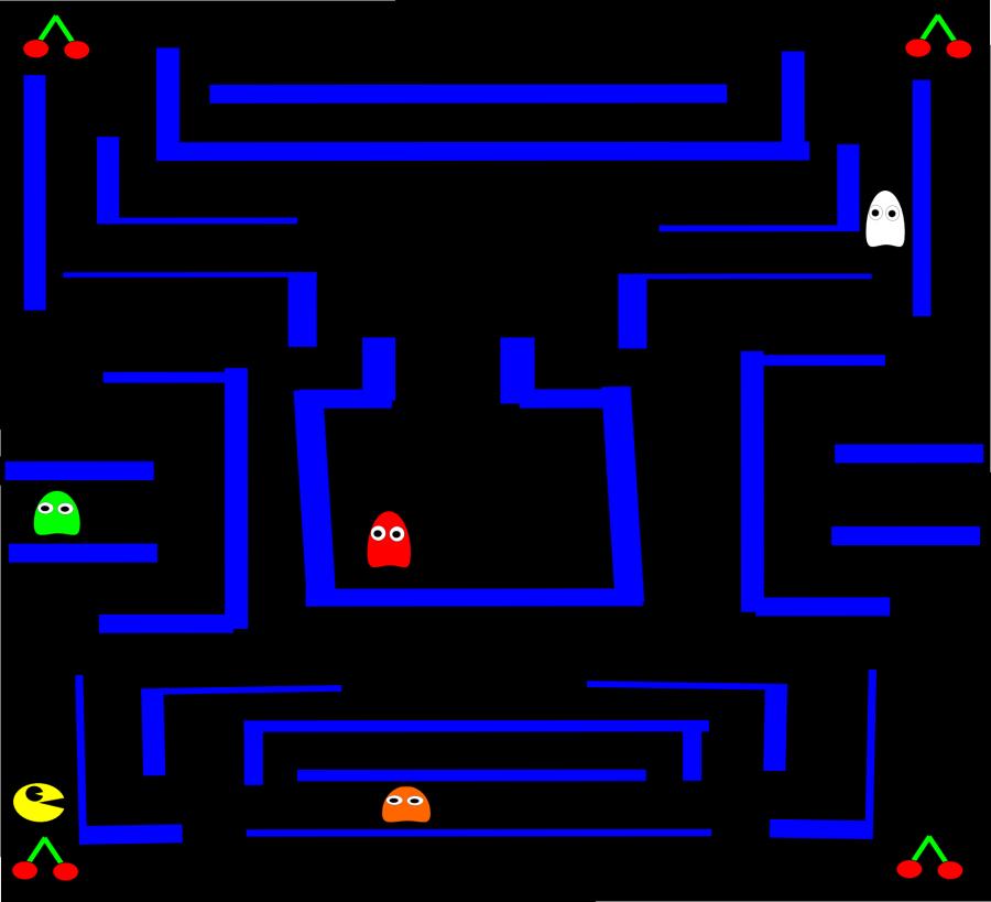 Pac-Man (2)