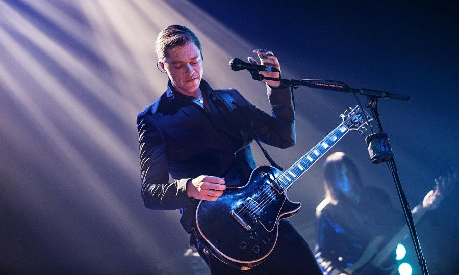 Paul Banks of Interpol