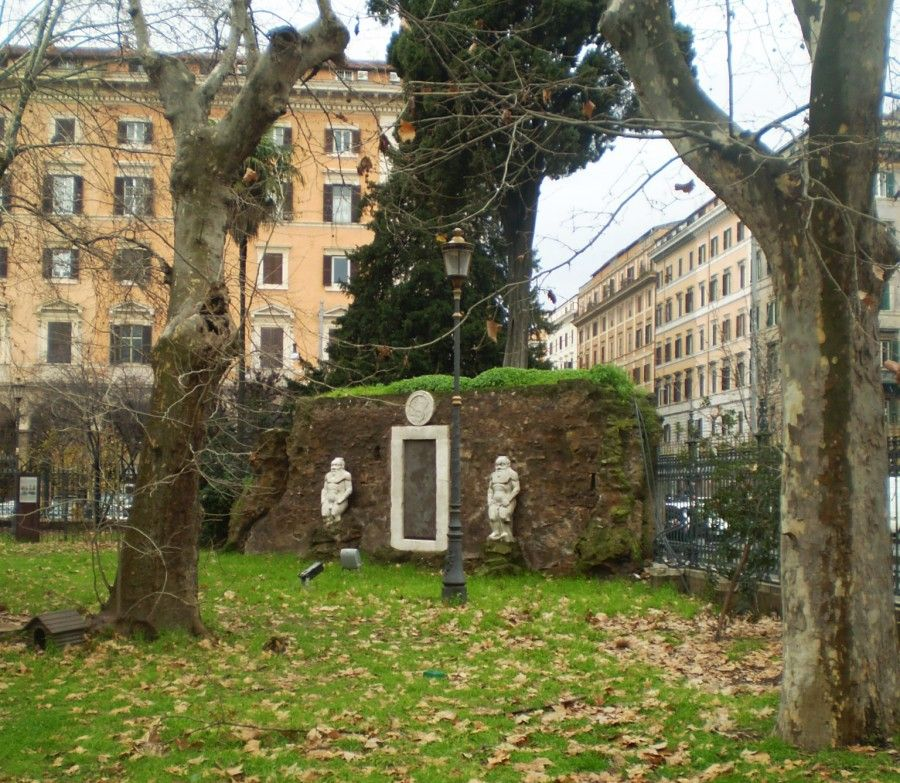 Porta magica. Roma