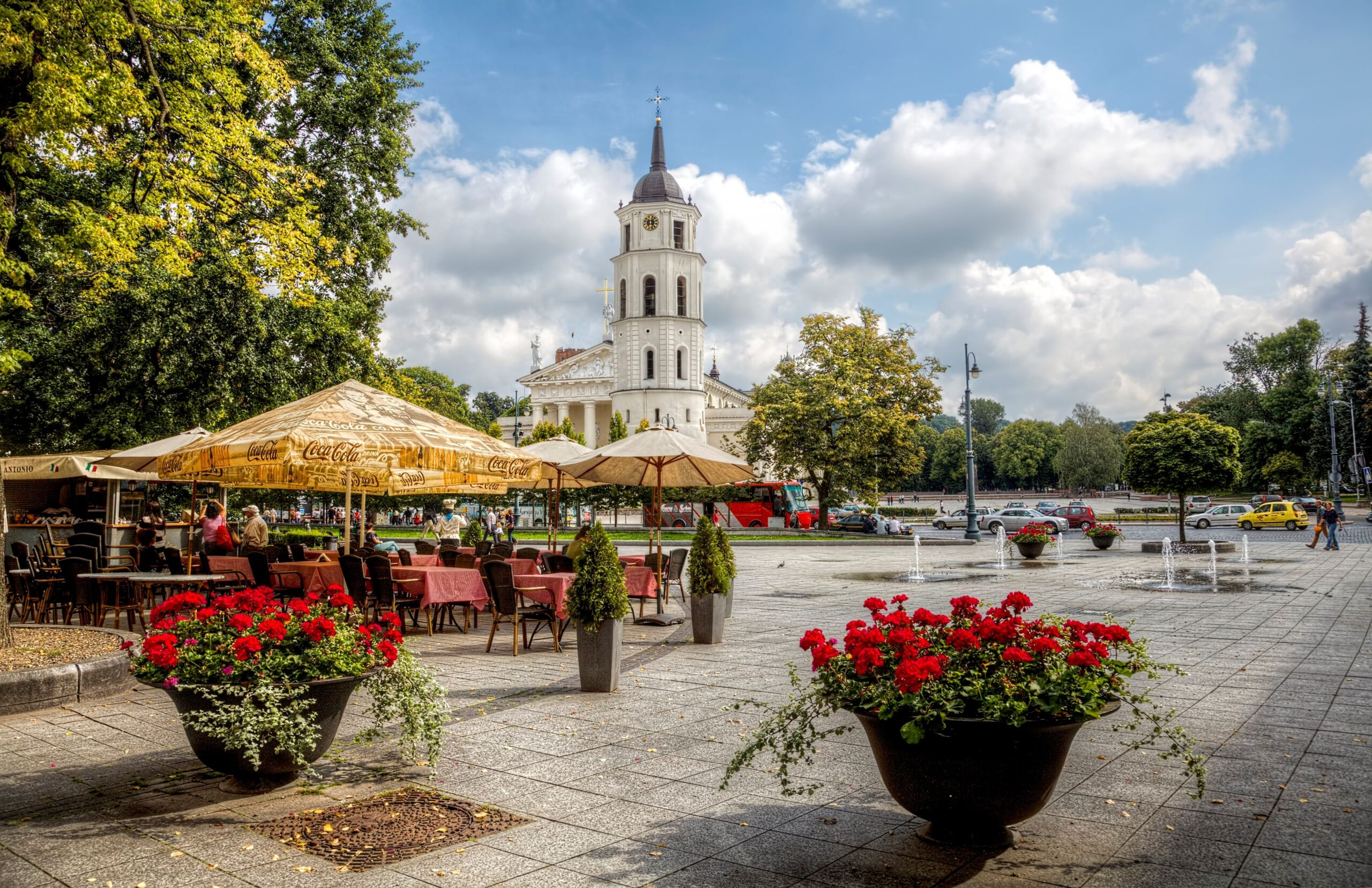 Vilnius centro storico