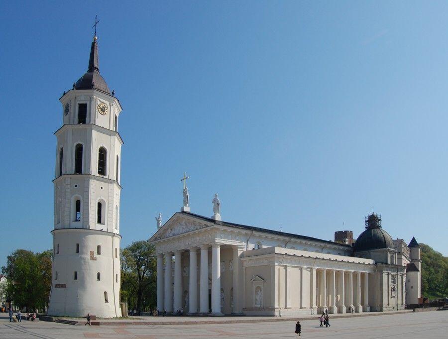 Weekend insolito a  Vilnius