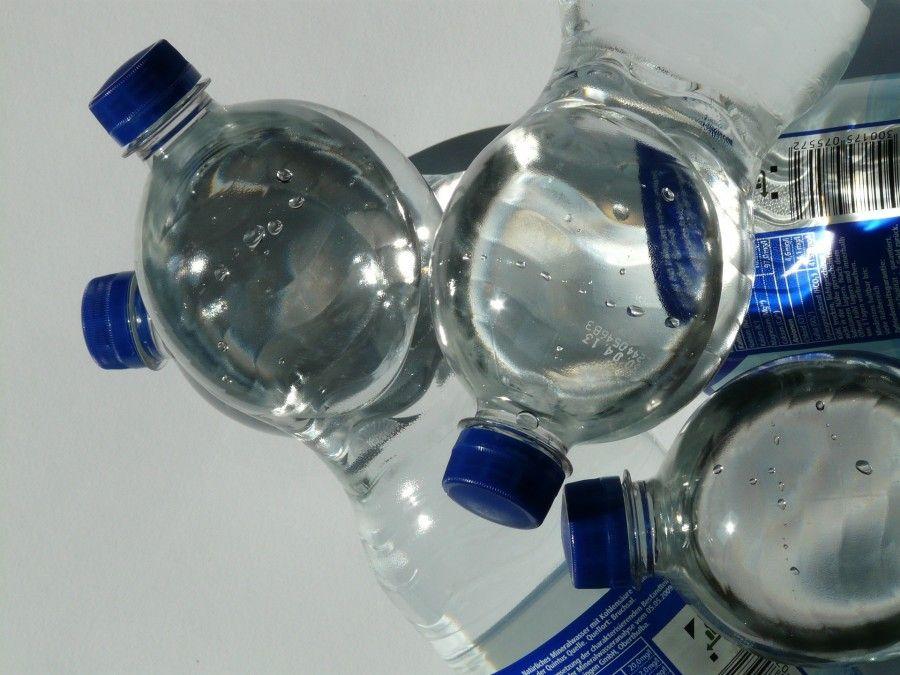 Bere poca acqua fa male alla salute