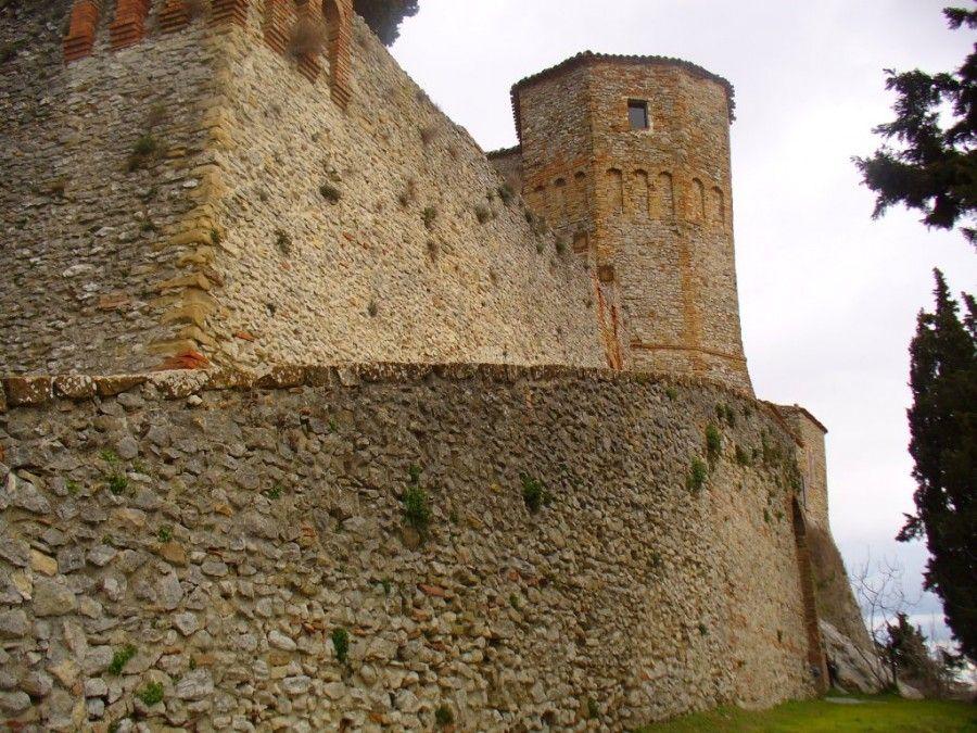 Castello di Montebello. Rimini